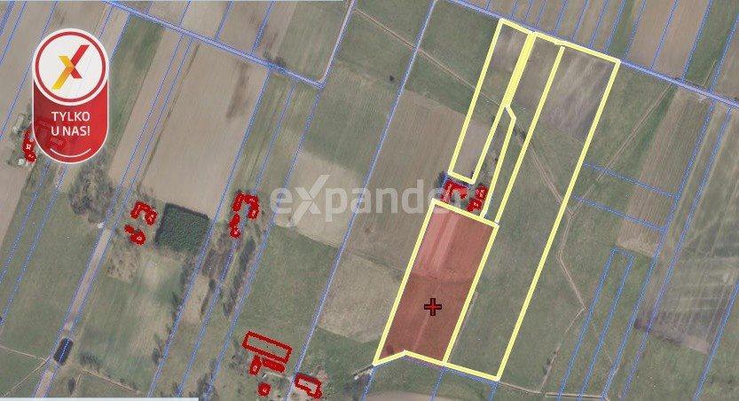 Działka rolna na sprzedaż Krypno Wielkie  18357m2 Foto 2