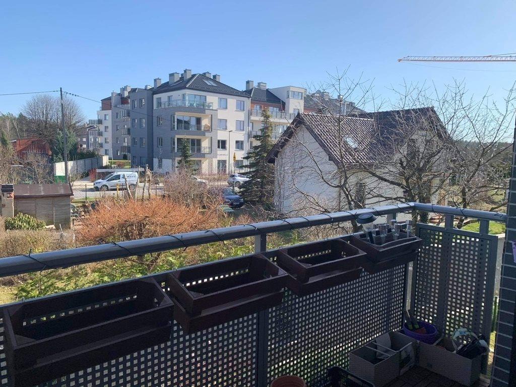 Mieszkanie dwupokojowe na sprzedaż Gdynia, Chwarzno, Janki Bryla  46m2 Foto 6