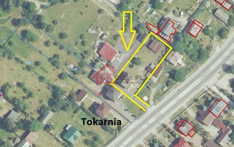 Dom na sprzedaż Tokarnia  100m2 Foto 5