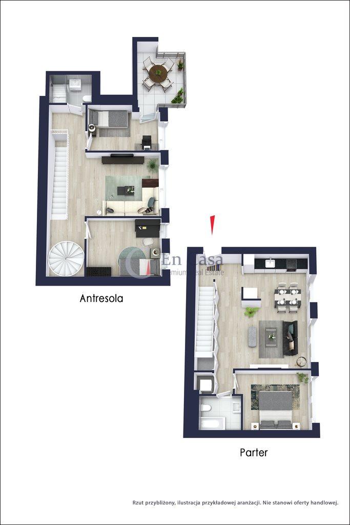 Mieszkanie trzypokojowe na sprzedaż Warszawa, Śródmieście, Hoża  96m2 Foto 8