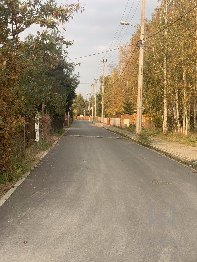 Działka budowlana na sprzedaż Łomianki, Krzywa  2107m2 Foto 2