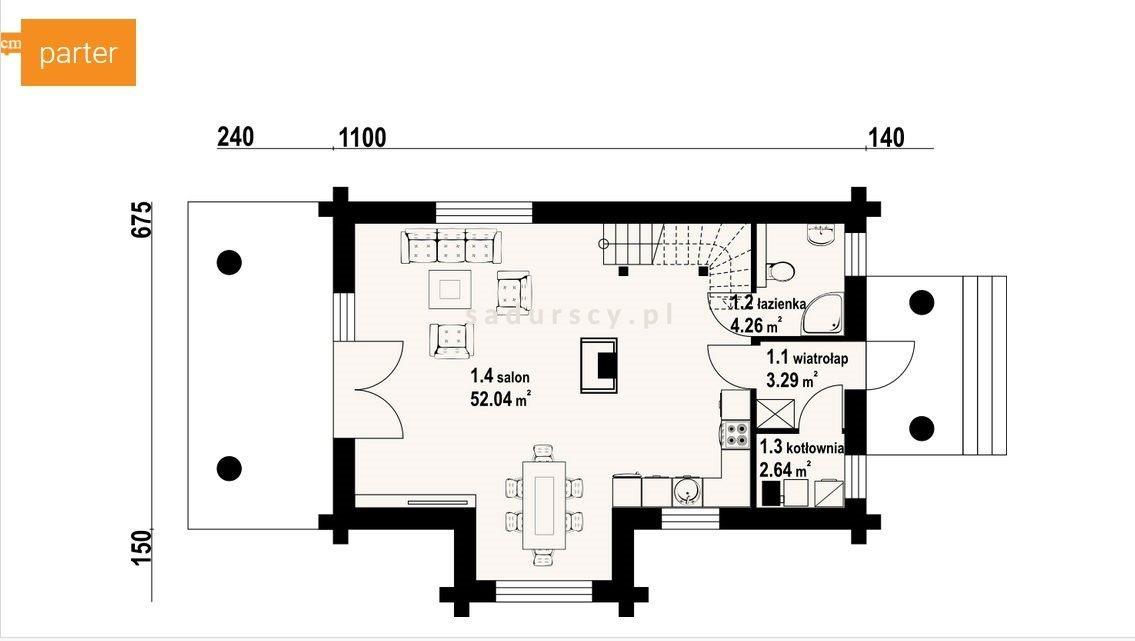 Dom na sprzedaż Trąbki  120m2 Foto 3