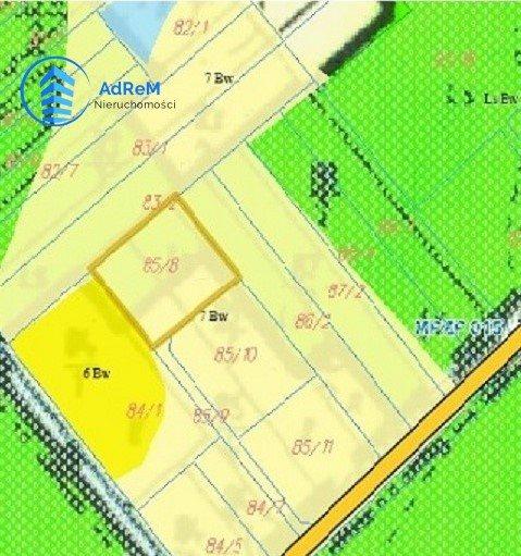Działka rolna na sprzedaż Pańki  18200m2 Foto 1