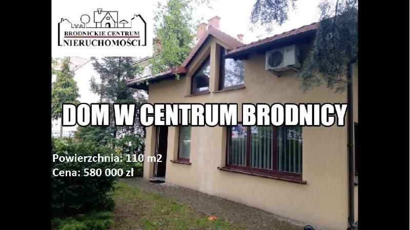 Dom na sprzedaż polska, Brodnica, Centrum  110m2 Foto 1