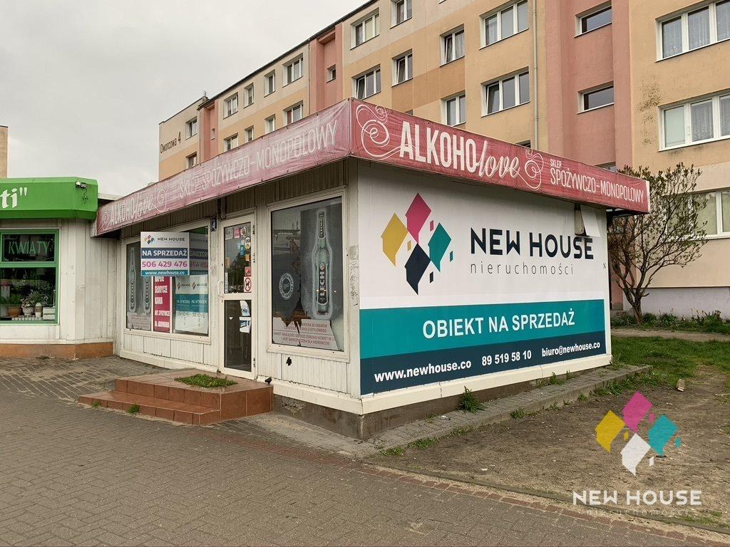 Lokal użytkowy na sprzedaż Olsztyn, Dworcowa  46m2 Foto 1