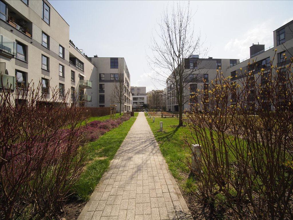 Mieszkanie dwupokojowe na sprzedaż Warszawa, Wilanów, Pola Wilanowskie, Pola Wilanowskie  57m2 Foto 4