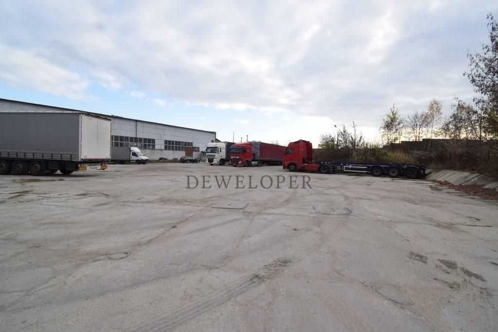 Działka przemysłowo-handlowa pod dzierżawę Katowice, Burowiec  6500m2 Foto 3