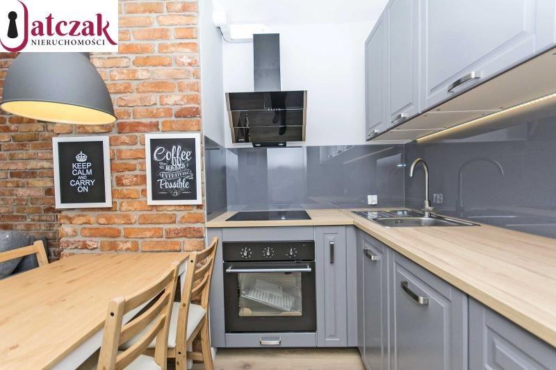 Mieszkanie dwupokojowe na wynajem Gdańsk, Przymorze, KWARTAŁ UNIWERSYTECKI, SZCZECIŃSKA  40m2 Foto 1