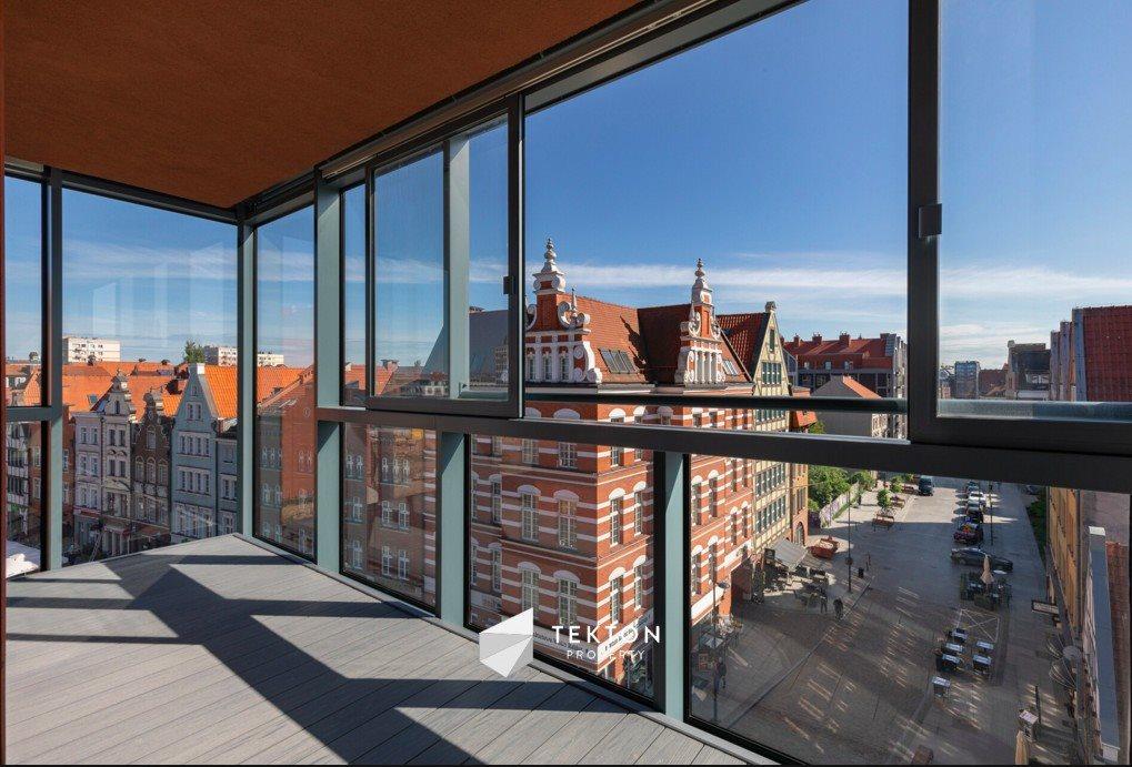 Mieszkanie dwupokojowe na wynajem Gdańsk, Śródmieście, Chmielna  45m2 Foto 1