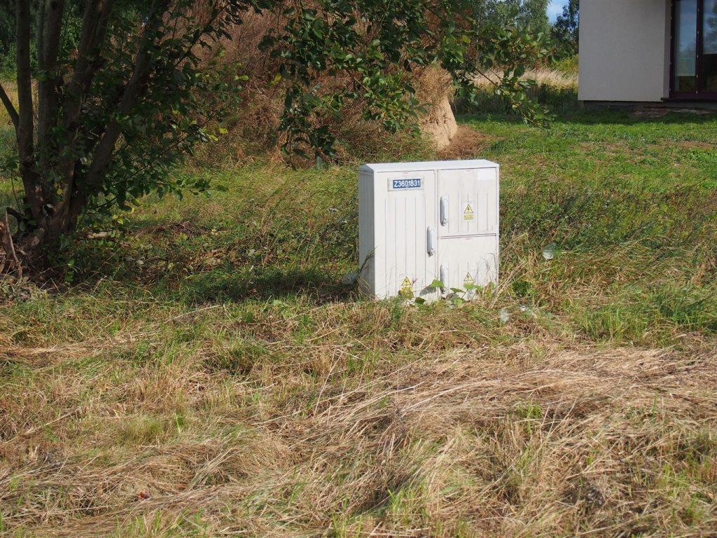 Działka inna na sprzedaż Połczyno  1206m2 Foto 5