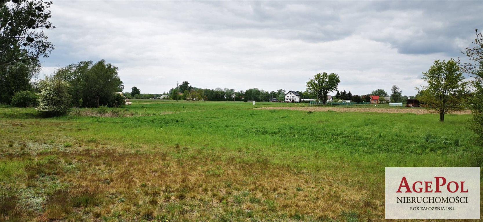 Działka budowlana na sprzedaż Mała Wieś Przy Drodze  2301m2 Foto 1