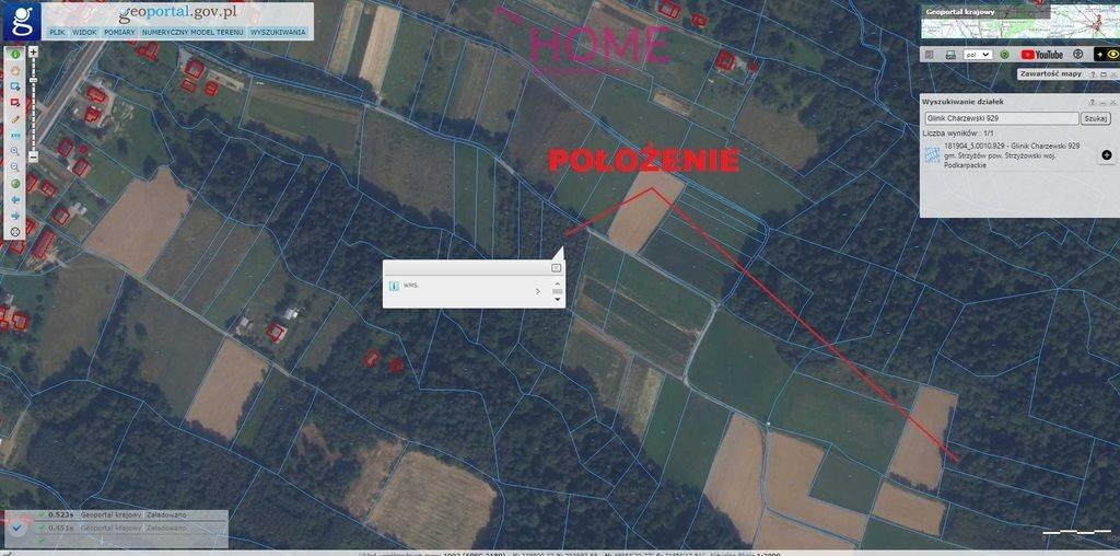 Działka leśna na sprzedaż Glinik Charzewski  5400m2 Foto 10