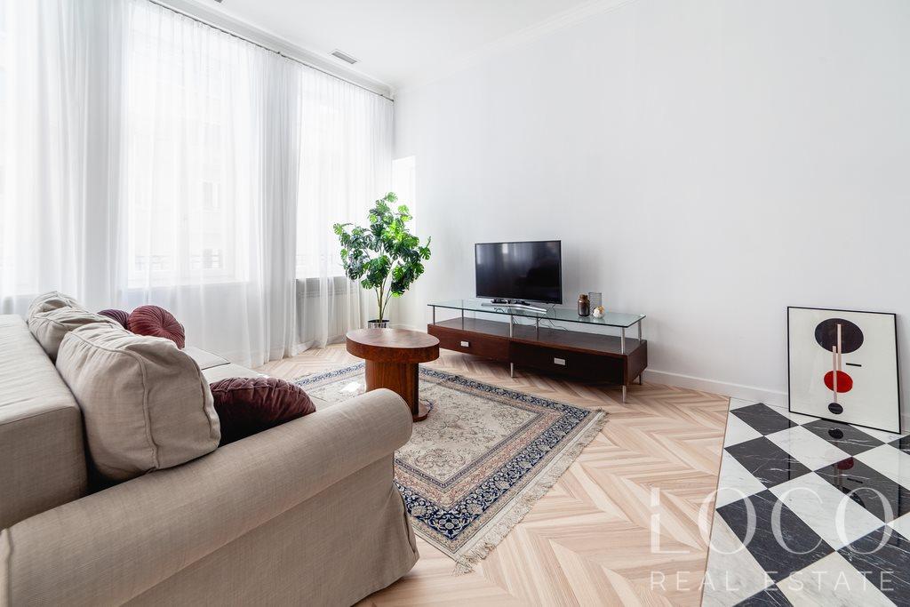 Mieszkanie trzypokojowe na wynajem Warszawa, Śródmieście, Mokotowska  94m2 Foto 2