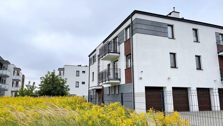 Mieszkanie dwupokojowe na wynajem Bydgoszcz, Czyżkówko  49m2 Foto 1