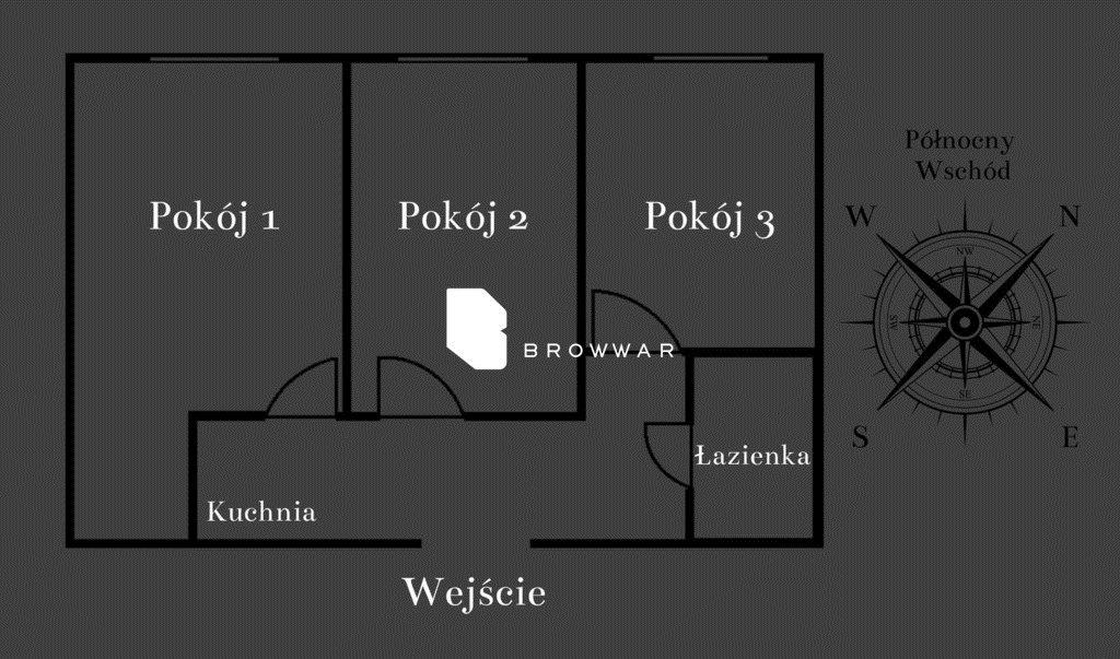 Mieszkanie trzypokojowe na sprzedaż Poznań, Głuszyna  45m2 Foto 10