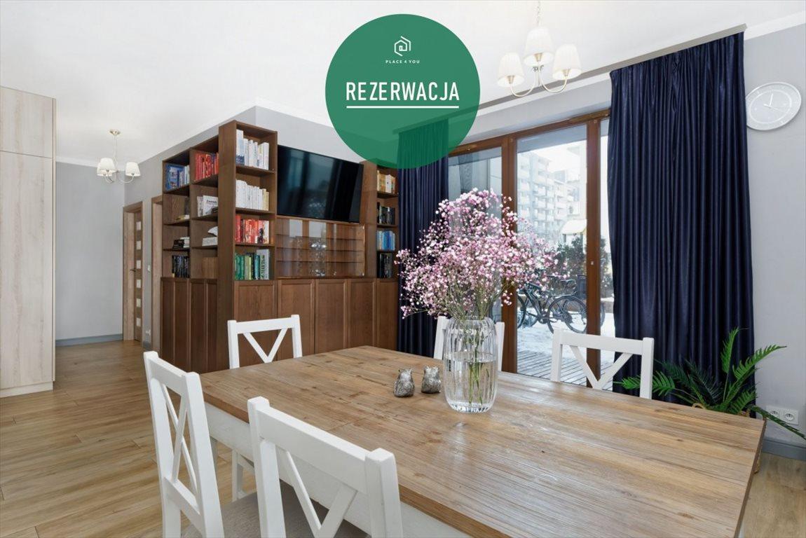 Mieszkanie trzypokojowe na sprzedaż Warszawa, Mokotów Służewiec, Cybernetyki  67m2 Foto 3