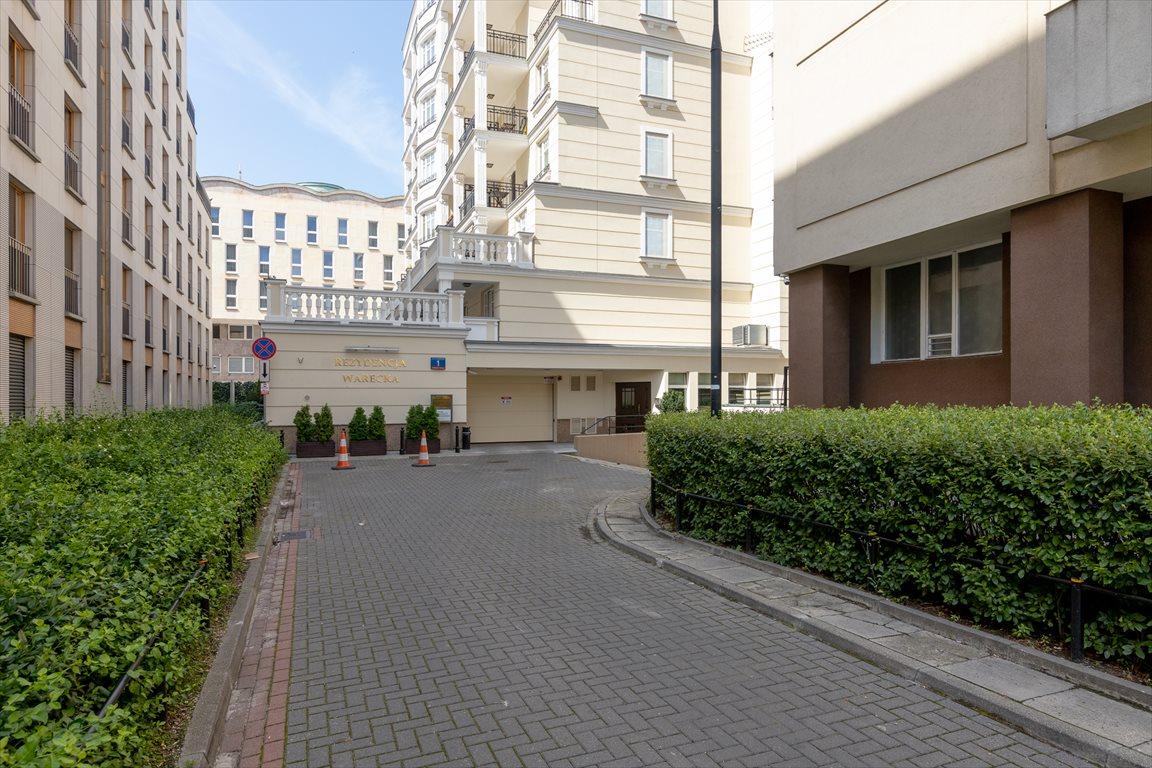 Mieszkanie dwupokojowe na sprzedaż Warszawa, Śródmieście, Baczyńskiego 1  49m2 Foto 10
