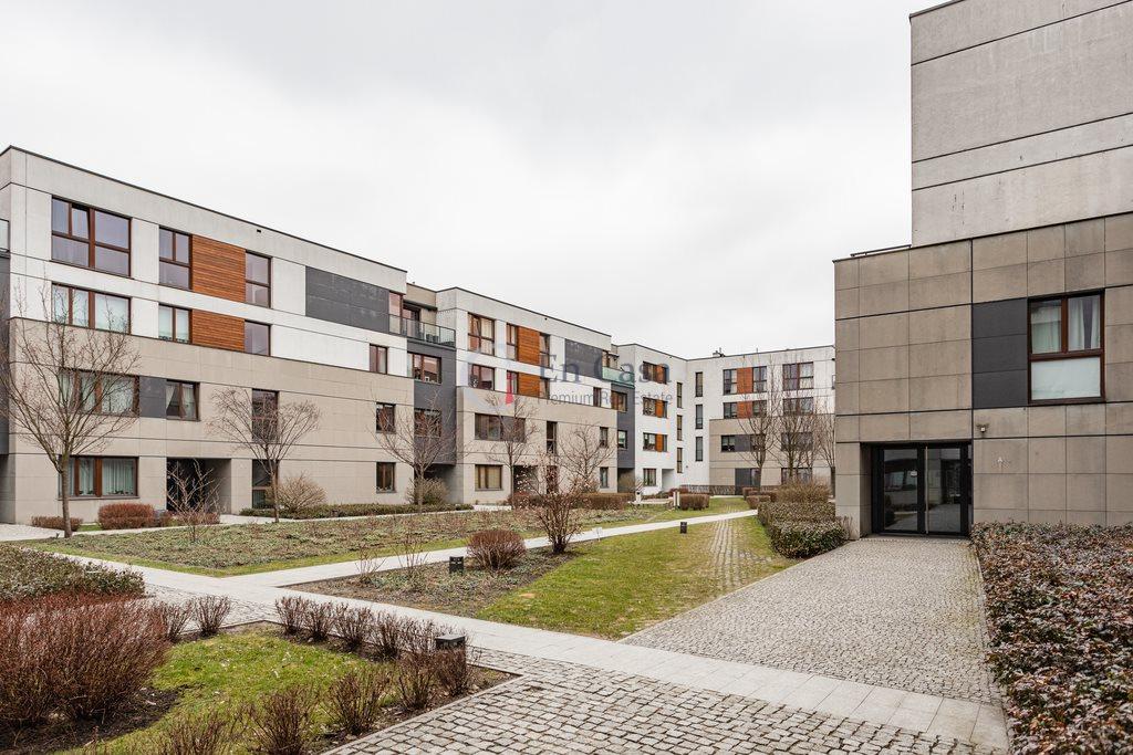 Mieszkanie trzypokojowe na sprzedaż Warszawa, Wilanów, Franciszka Klimczaka  81m2 Foto 13
