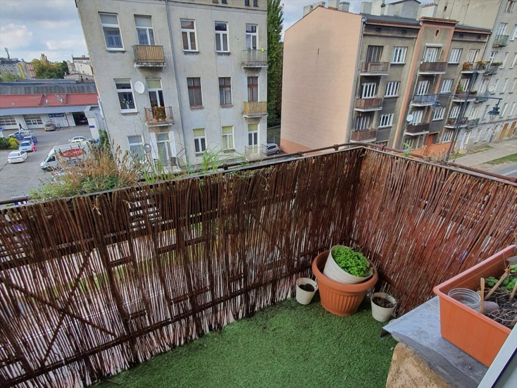 Mieszkanie trzypokojowe na sprzedaż Łódź, Polesie, 1 Maja  77m2 Foto 12