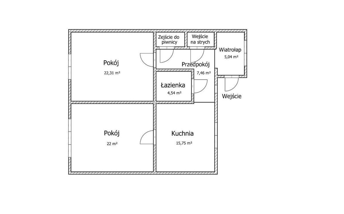 Dom na sprzedaż Nowa Wieś  98m2 Foto 6