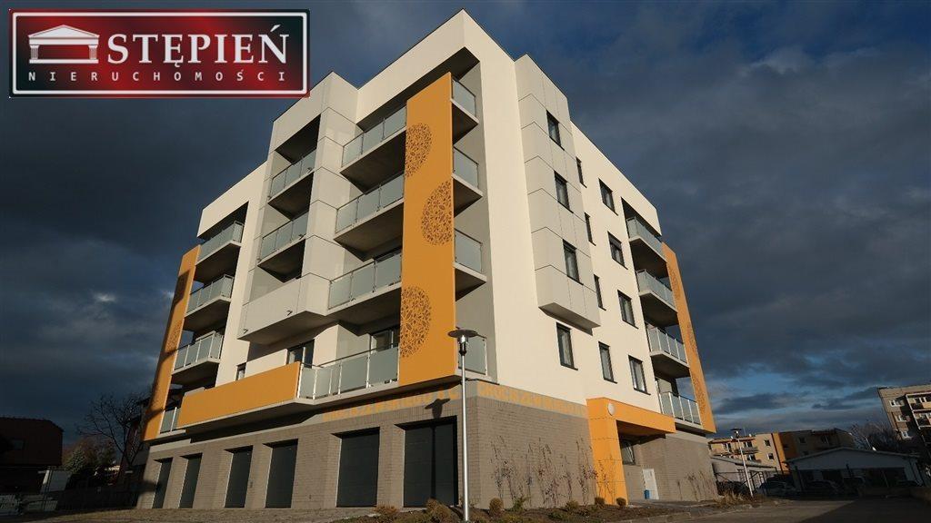 Mieszkanie trzypokojowe na sprzedaż Leszno, Leszczynko, Chociszewskiego, Dożynkowa  63m2 Foto 1