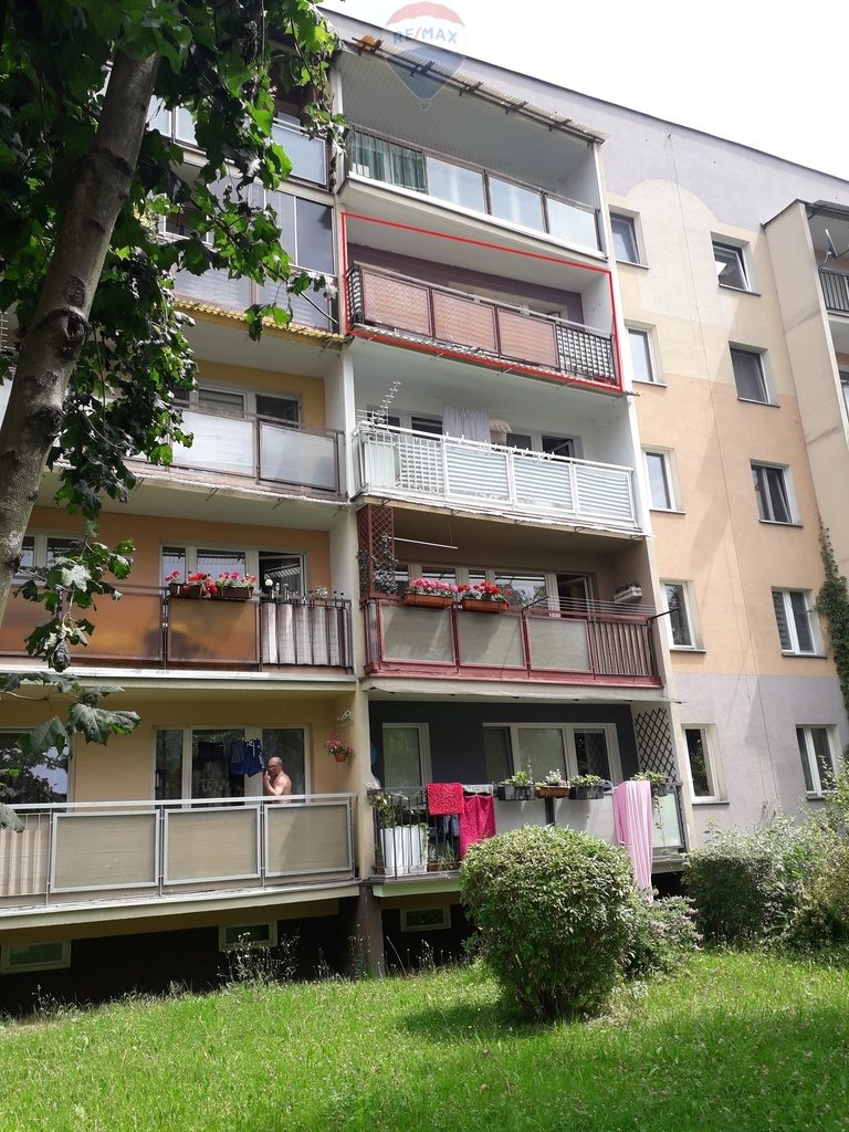 Mieszkanie trzypokojowe na sprzedaż Nowy Sącz, 1 Brygady  60m2 Foto 2