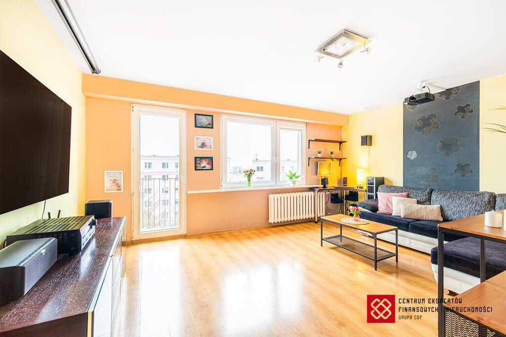Mieszkanie trzypokojowe na sprzedaż Olsztyn, Jaroty, Kazimierza Jaroszyka  60m2 Foto 5