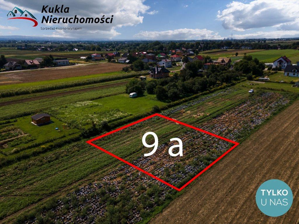 Działka budowlana na sprzedaż Kraków, Nowa Huta, Władysława Łozińskiego  900m2 Foto 1
