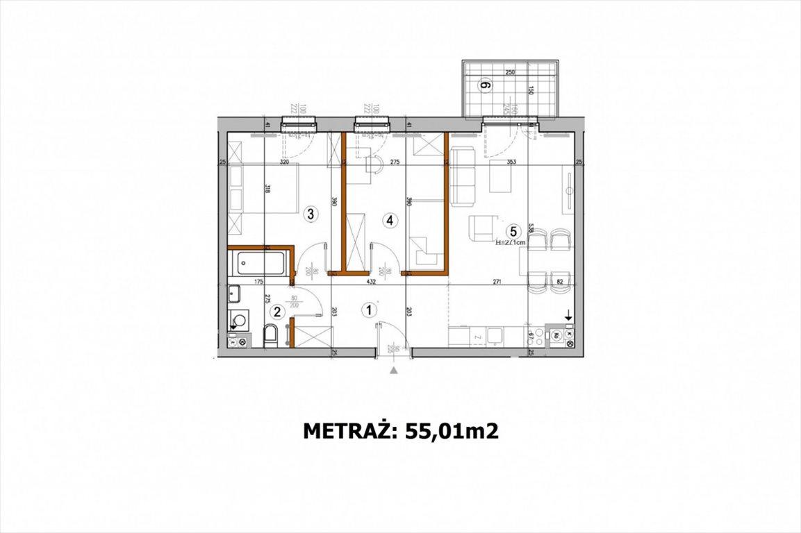 Mieszkanie trzypokojowe na sprzedaż Warszawa, Rembertów, Chełmżyńska  55m2 Foto 2