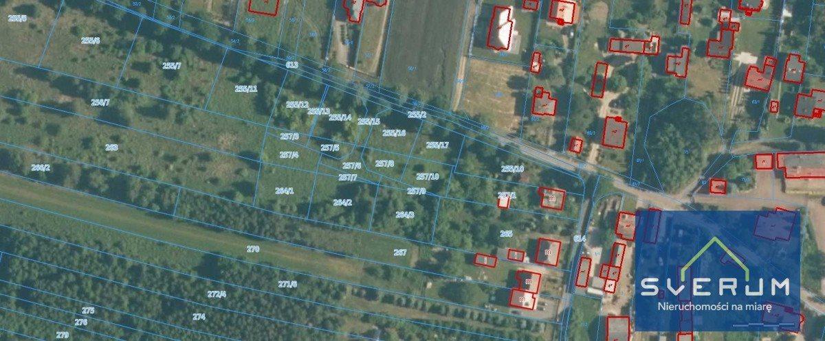 Działka budowlana na sprzedaż Częstochowa, Wyczerpy Górne, Zawilcowa  732m2 Foto 5