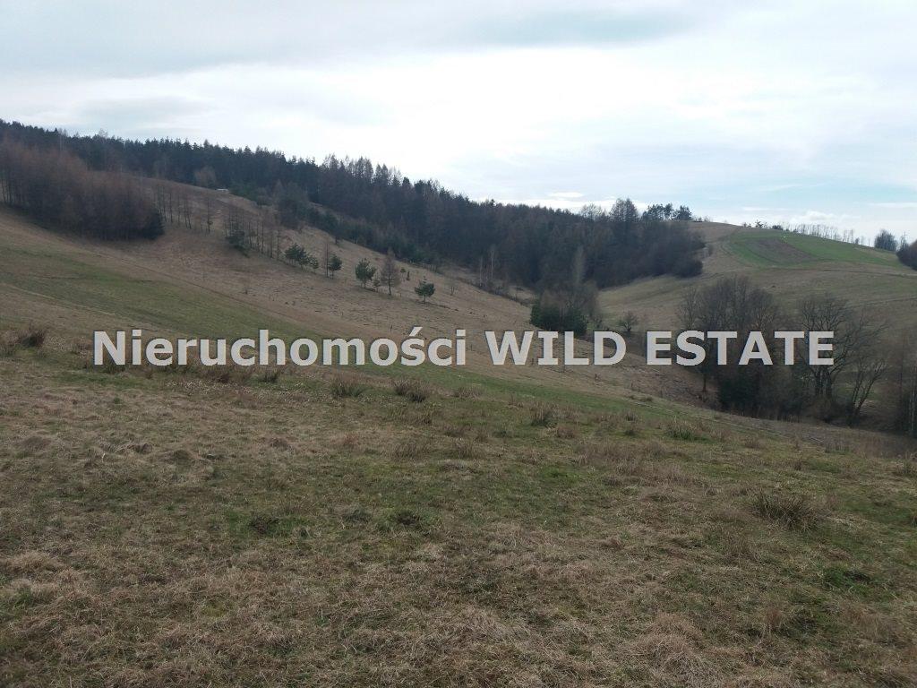 Działka rolna na sprzedaż Solina, Wola Matiaszowa  7900m2 Foto 2