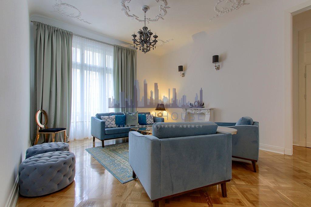 Mieszkanie czteropokojowe  na wynajem Warszawa, Śródmieście, Nowogrodzka  170m2 Foto 11
