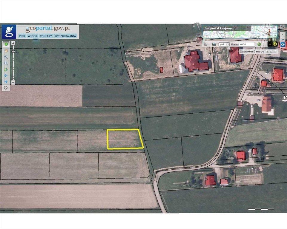 Działka rolna na sprzedaż Jasło  1000m2 Foto 1