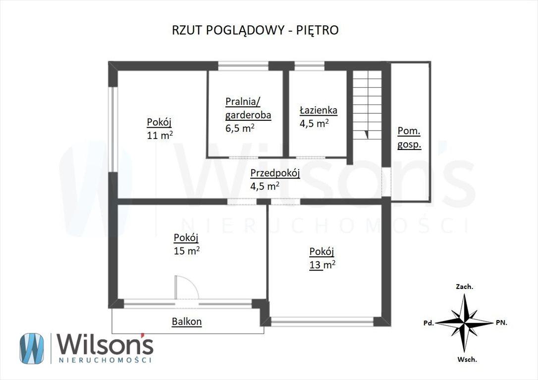 Dom na sprzedaż Milanówek  122m2 Foto 8