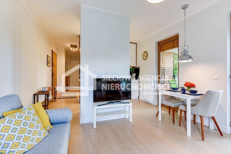 Mieszkanie trzypokojowe na wynajem Gdańsk, Śródmieście, św. Barbary  56m2 Foto 6