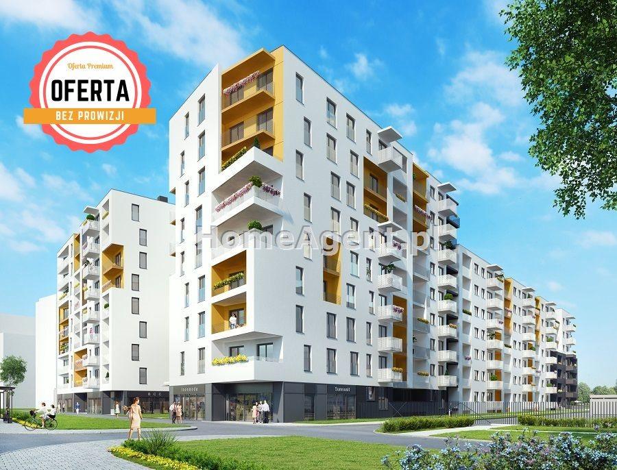 Mieszkanie trzypokojowe na sprzedaż Kraków, Podgórze, Bonarka  60m2 Foto 10