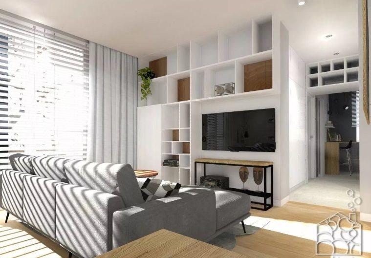 Mieszkanie dwupokojowe na sprzedaż Warszawa, Praga-Południe, Zwycięzców  55m2 Foto 1