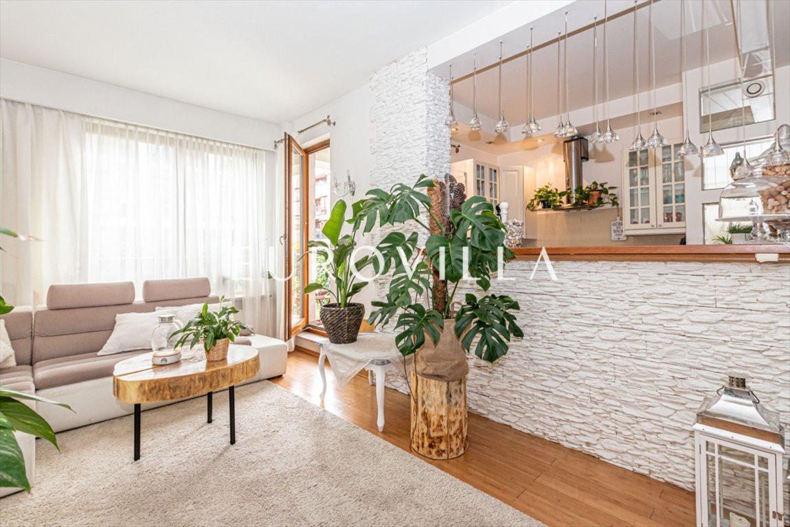 Mieszkanie dwupokojowe na sprzedaż Warszawa, Wilanów, Prymasa Augusta Hlonda  62m2 Foto 4