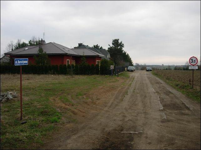Działka budowlana pod dzierżawę Chwaszczyno, bursztynowa  1053m2 Foto 4