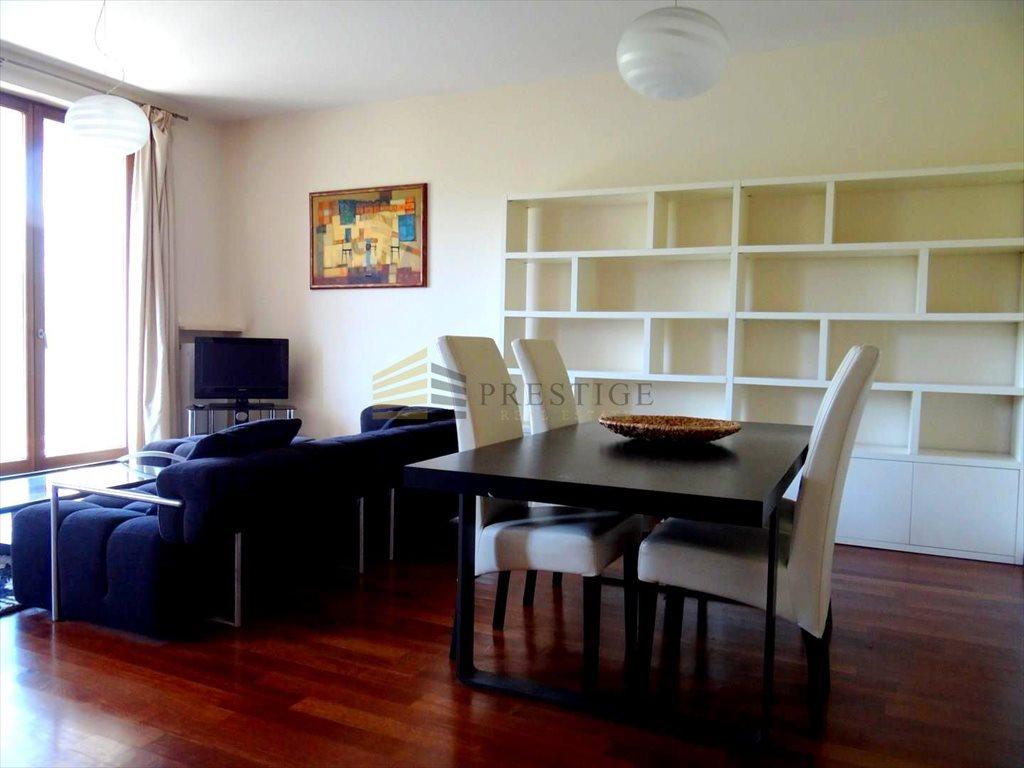Mieszkanie trzypokojowe na wynajem Warszawa, Śródmieście, Powiśle, Leona Kruczkowskiego  93m2 Foto 3