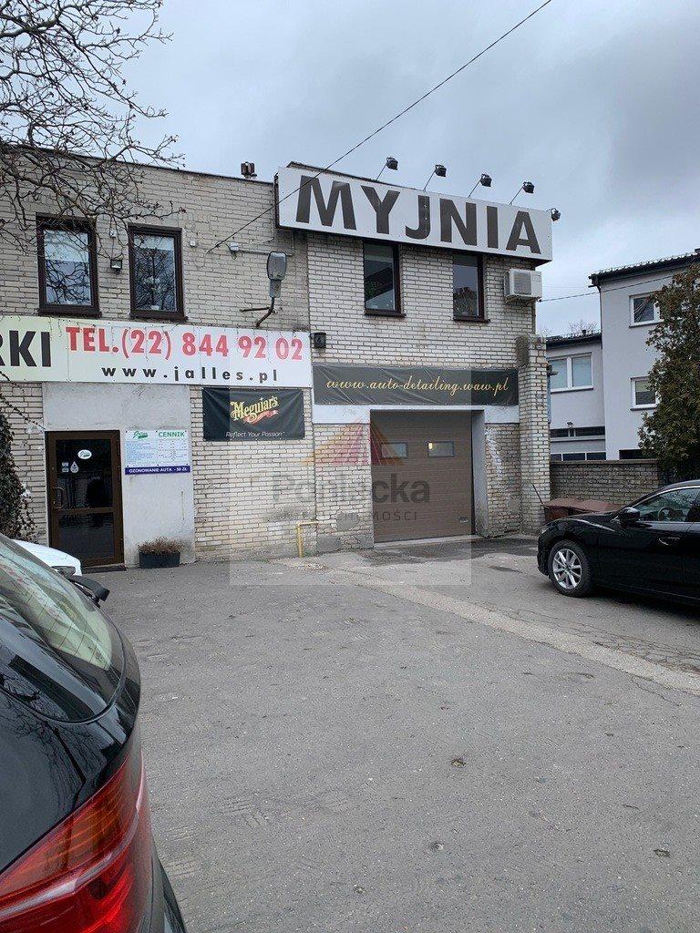 Działka budowlana na sprzedaż Warszawa, Mokotów, Górny Mokotów, Wałbrzyska  610m2 Foto 1