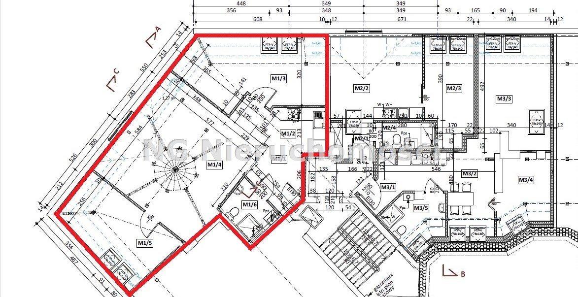 Mieszkanie trzypokojowe na sprzedaż Szczecin, Turzyn, Bolesława Krzywoustego  80m2 Foto 11
