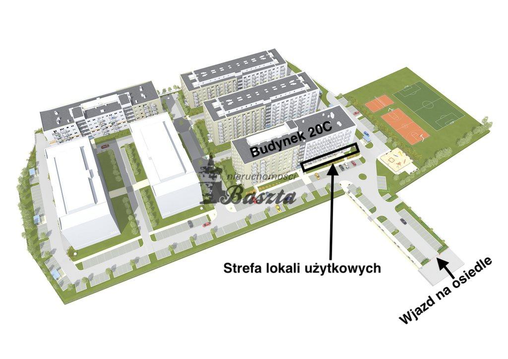 Lokal użytkowy na sprzedaż Szczecin  112m2 Foto 13