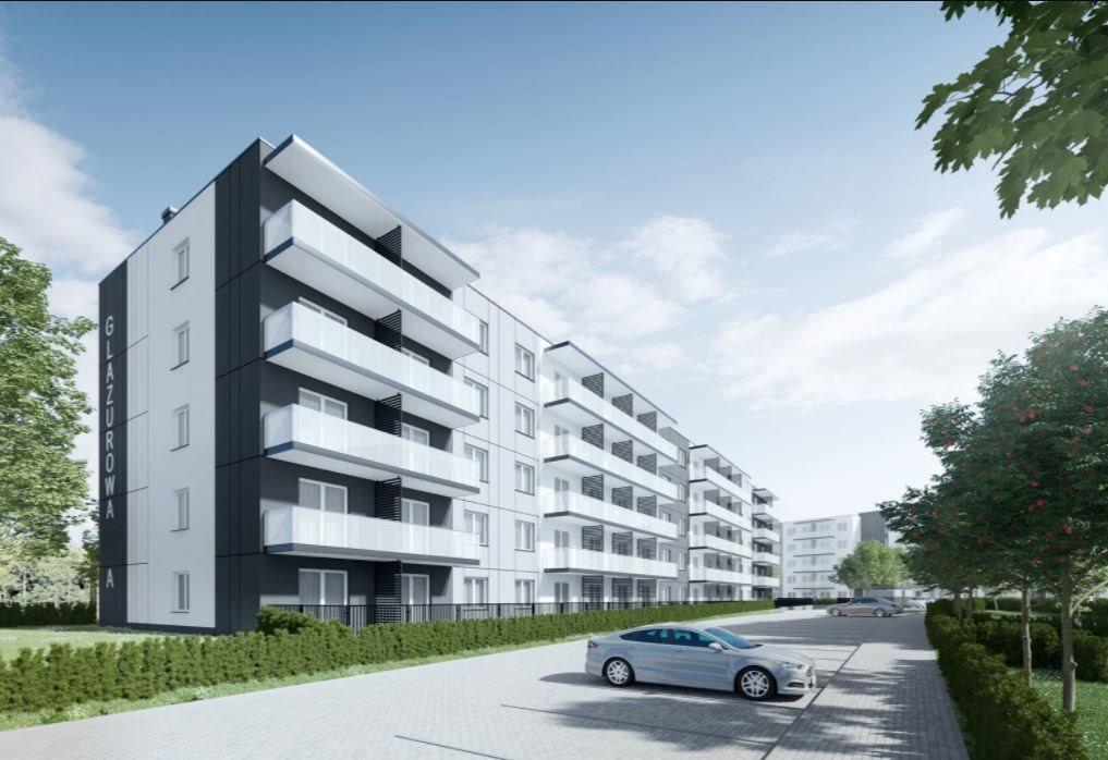 Mieszkanie dwupokojowe na sprzedaż Gdańsk, Kowale, Zeusa  44m2 Foto 3