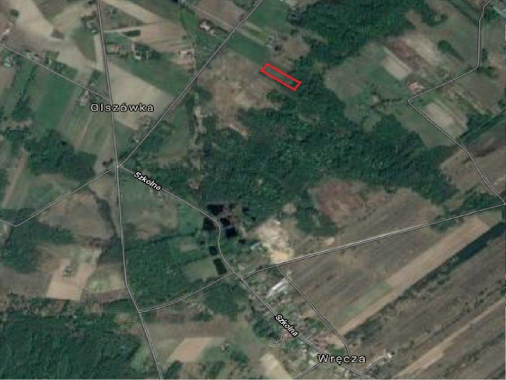 Działka rolna na sprzedaż Olszówka, Radziejowice  3500m2 Foto 3