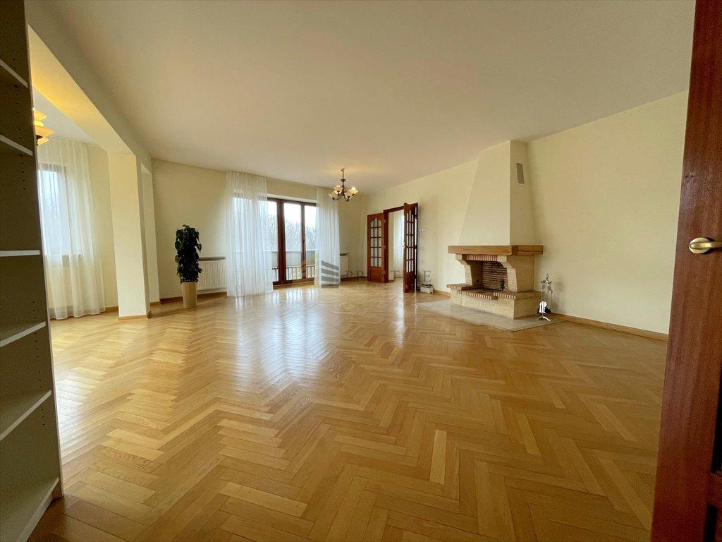 Mieszkanie trzypokojowe na wynajem Warszawa, Mokotów, Podchorążych  164m2 Foto 4