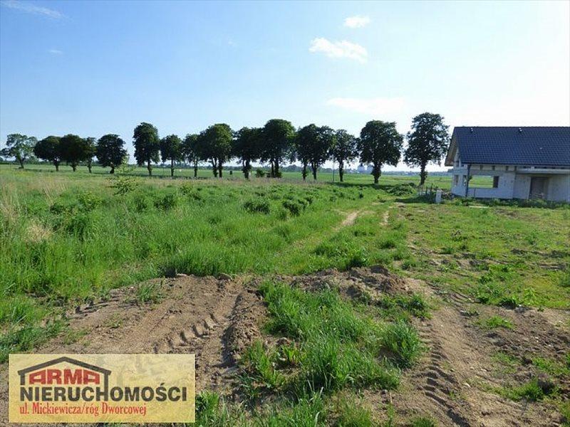 Działka budowlana na sprzedaż Stargard, Niepodległości  1448m2 Foto 3