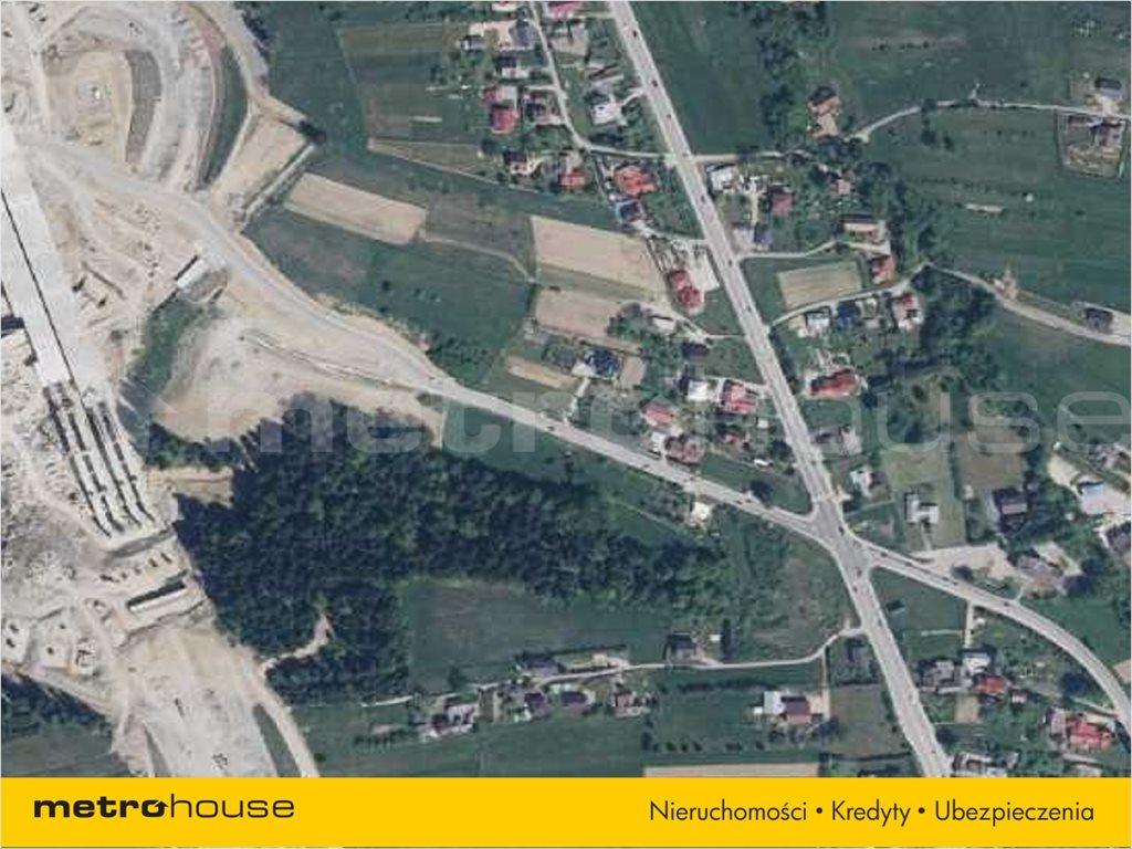 Działka budowlana pod dzierżawę Skomielna Biała, Lubień  7750m2 Foto 3