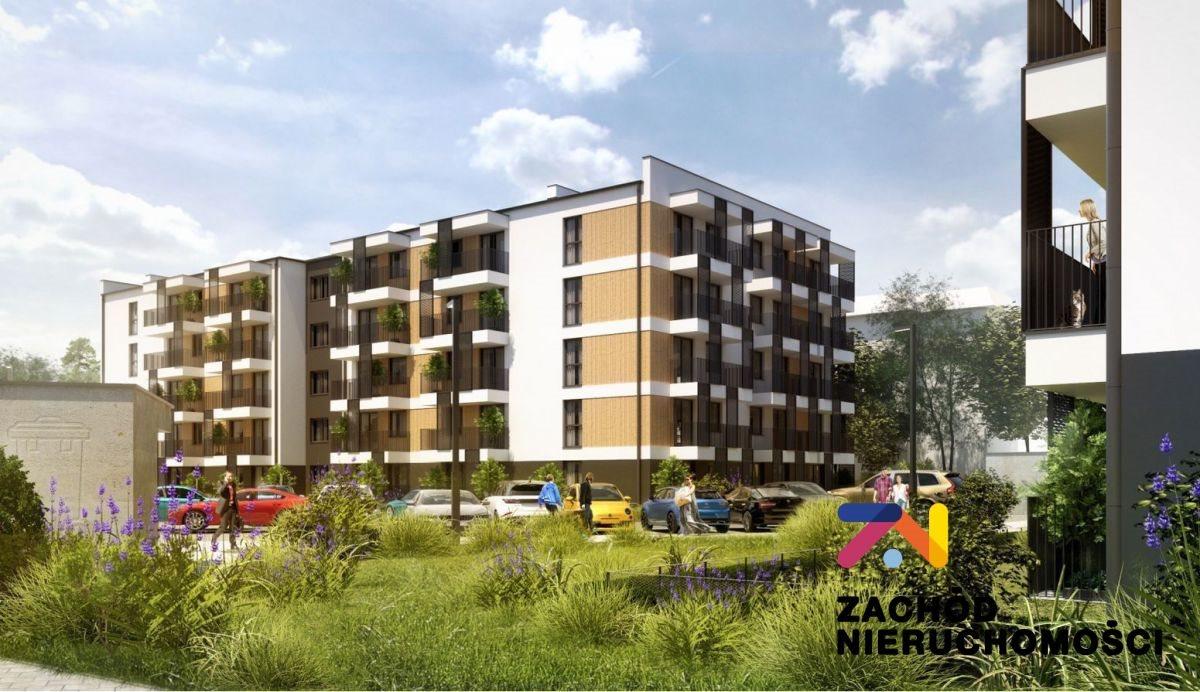 Mieszkanie trzypokojowe na sprzedaż Zielona Góra, Osiedle Śląskie  57m2 Foto 3