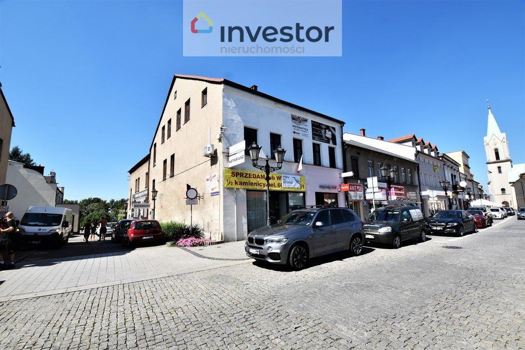 Lokal użytkowy na sprzedaż Oświęcim, rynek Główny  115m2 Foto 1